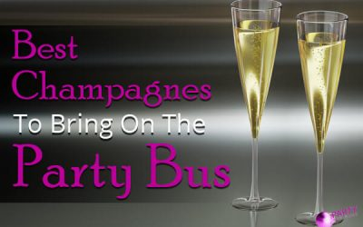 Best Champagnes To Bring On The Party Bus