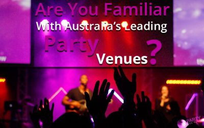 Are You Familiar With Australia's Leading Party Destinations?