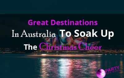 Great Destinations In Australia To Soak Up The Christmas Cheer